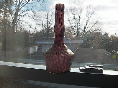 Awesome Fred Dolle's Antiseptic Witch Hazel Bay Rare Chicago Ill Barber Bottle