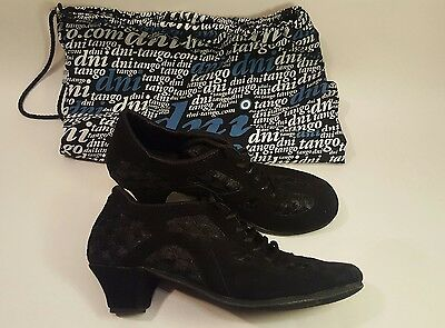 DNI Tango dance womens shoes trainers size uk 4 or 36