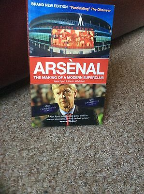 ARSENAL The Making Of A Modern Superclub BOOK