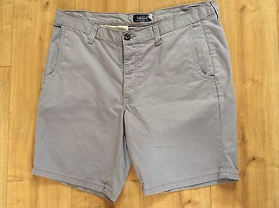 Mens Topman Grey Shorts. Size 36. Excellent Condition