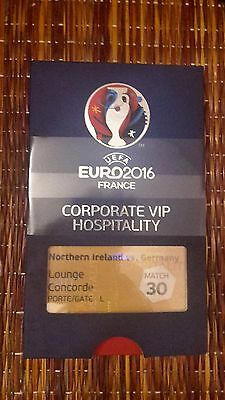 Ticket Euro 2016 Match 30 Northern Ireland vs. Germany