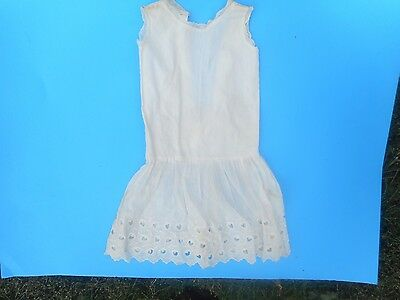 5 Vintage Child Girls Dresses~late victorian / edwardian~long christening gown