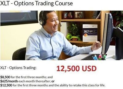 Xlt Options Trading Course (Online Trading Academy)