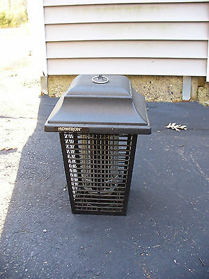 Electronic Flowtron Bug Light Zapper .5 Acre Outdoor Stinger Insect Pest Control