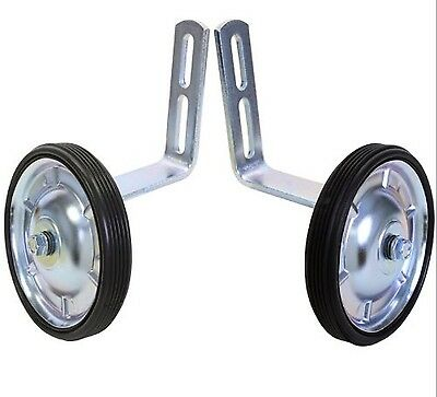 Wald 1216 Bicycle Training Wheels 12 to 16-Inch Wheels NIP sturdy and safe 75pds