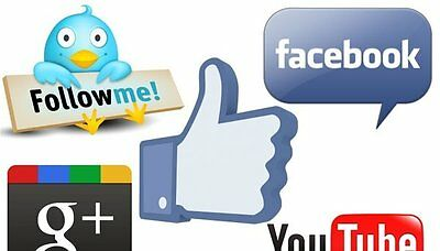 Promote your social media profile. Get followers, subscribers, shares and likes