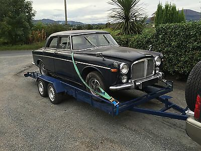 Rover P5B Barnfind/Restoration Project