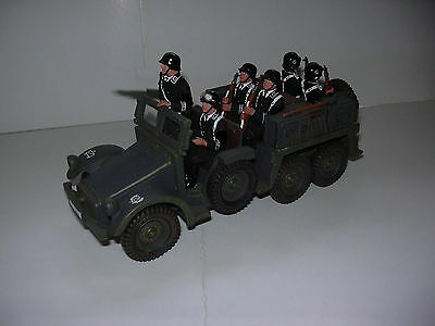 King & Country LAH079 Krupp Protze Recce Truck Original
