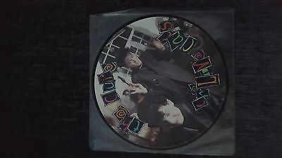 "The Cure 'Love Cats' 7"" picture disc"