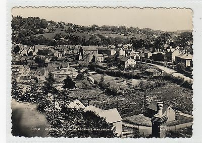 GENERAL VIEW OF NAILSWORTH: Gloucestershire postcard (C24626)