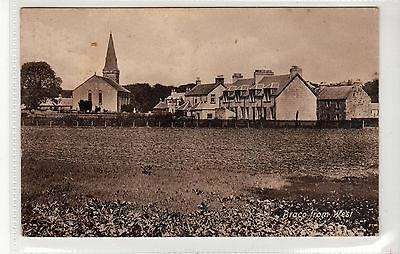 BRACO FROM WEST: Pertshire postcard (C24575)