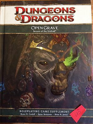 Dungeons & Dragons Open Grave Module