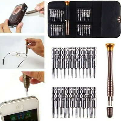 25 in 1 Screwdriver Cell Phone Repair Tool Set for Cellphone Precision Torx Cell