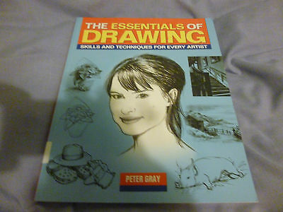 Drawing Techniques Manual - Skills And Techniques For Every Artist