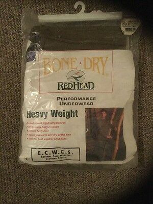 RedHead Bone Dry Thermal Long Johns Perfect For Fishing