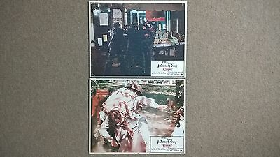 Chinatown (1974) 2 Original U.S.A Theatre Used Lobby Cards