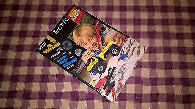 Various LEGO Technic Books 8844 (helicopter) 8889 brochures (5 books in total)