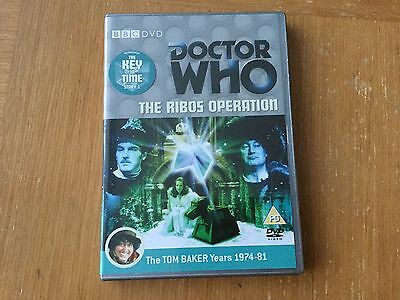 Doctor Who The Ribos Operation DVD Tom Baker Key To Time Story 1