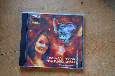 Doctor Who spin-off. The Rani Reaps the Whirlwind. CD drama. BBV.