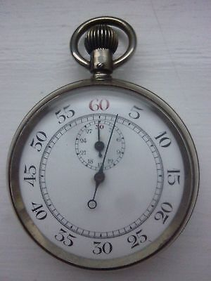 VINTAGE  stopwatch  SWISS MADE  3137644