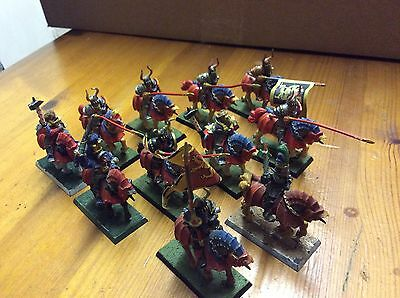 Empire Mounted Knights X 11