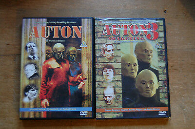 Doctor Who spin-off. Auton 1 and 3. science fiction drama. BBV. DVD