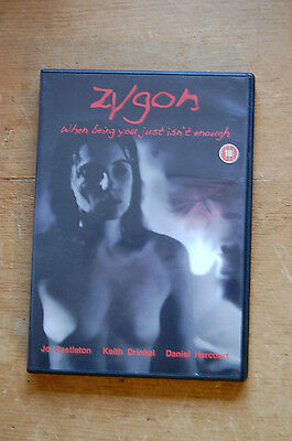 Doctor Who spin-off. Zygon. science fiction drama. BBV. DVD