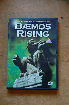Doctor Who spin-off. Daemos Rising. science fiction drama. BBV. DVD