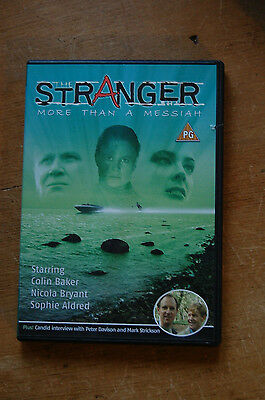 Doctor Who spin-off. The Stranger More than a Messiah. science fiction. BBV. DVD