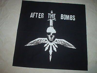 After The Bombs Germ Attak Murder Squad Skitsystem Bombed Out Punk Hardcore Diy