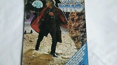 Doctor Who Radio Times Special 10th anniversary edition 1973