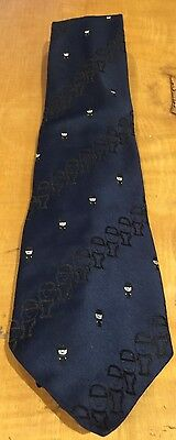 Polyester Homepride Fred Flour Grader TIE - Official & Embroidered