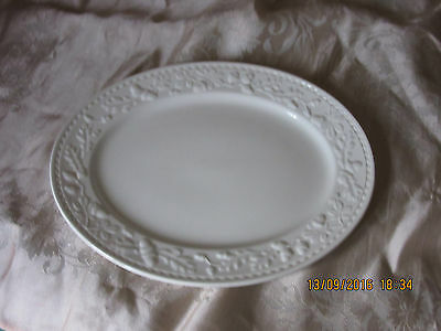 Lge Royal Stafford Plate/platter-Sherwood Pattern-Hardly Used-Excellent Conditn