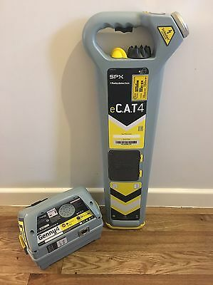 ��48 HOURS ONLY��Radiodetection e CAT 4 Cable Locator and Genny set.