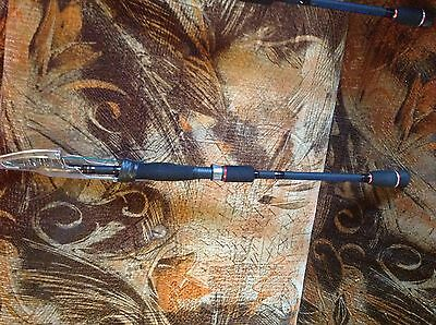 travel spinning rod 8ft never been used