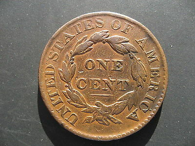 United States Cent 1826.