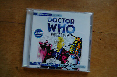 Doctor Who The Daleks. MP3 CD. BBC Audio book