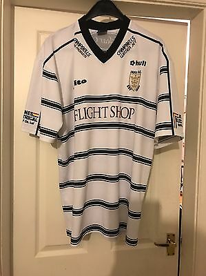 Hull FC Rugby Shirt Flight Shop Size Large