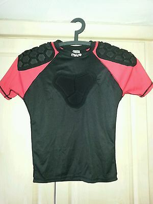 New Rugby pads shirt medium without tags mitre