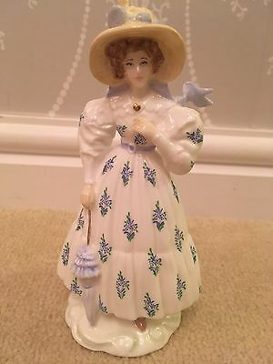 Wedgwood The Romantic Figurine Limited Edition CW367