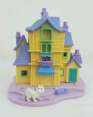 Polly Pocket Disney Aristocats set 1996 With Figure Excellent Condition