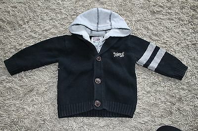 Boy's Cardigan From Next Size  12-18 Months