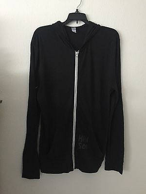 Hanson Inside The Box Lightweight Hoodie Size L SOLD OUT