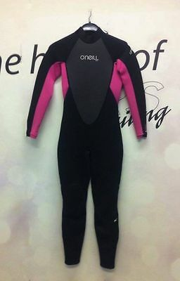 O'Neill 3/2mm Reactor Wetsuit (Age 16)