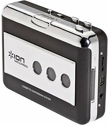ION Audio Tape Express | Tape To MP3 Converter