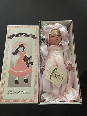 Limited Ed Florence Coll Doll