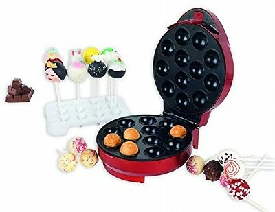 Giles and Posner EK1523 Electric 12 Hole Cake Pop Maker Bundle With Accessories