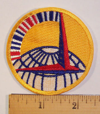 WW2 ARMY AIR CORP FERRYING COMMANDERS PATCH SKYTRAIN Military Airlift Command
