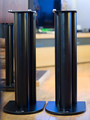 Atacama HMS 1.1 (600mm) speaker stands co-developped with ProAc Loudspeakers