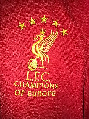 Retro Liverpool Jacket